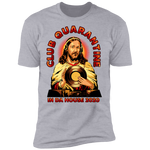 CLUB QUARANTINE Short Sleeve T-Shirt