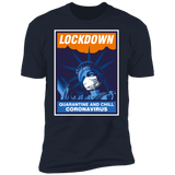 LIBERTY LOCKDOWN Short Sleeve T-Shirt