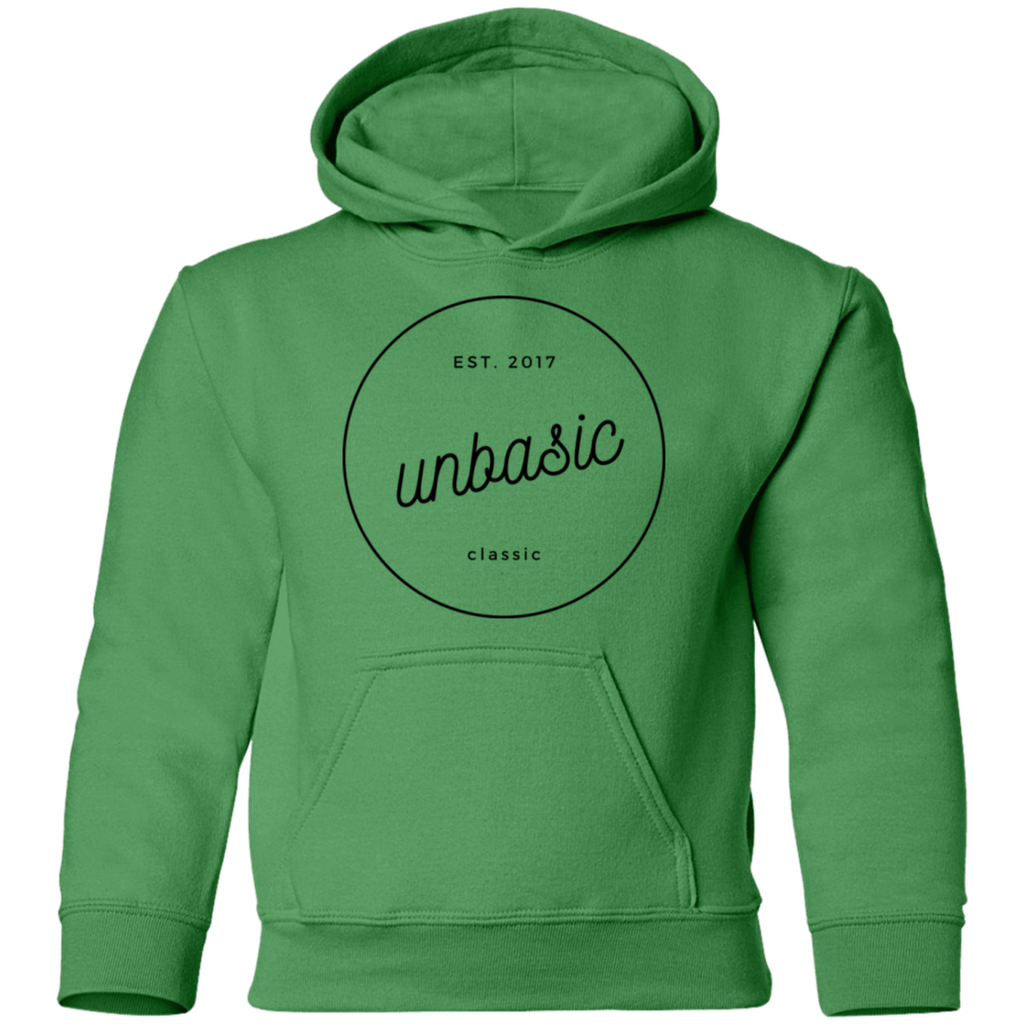 unBASIC Classic Youth Pullover Hoodie