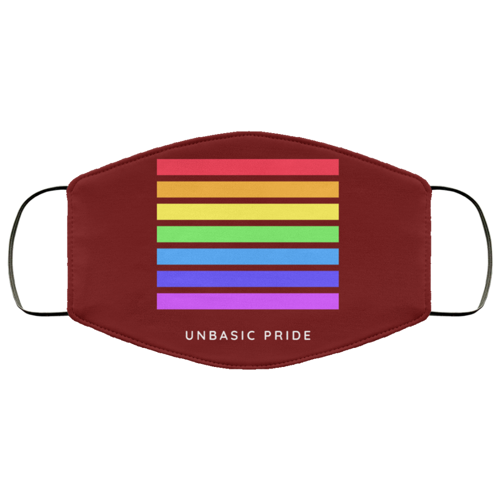 unBASIC Pride FMA Face Mask