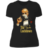 THE LOCKDOWN Boyfriend T-Shirt