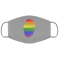 unBASIC Pride Print FMA Face Mask