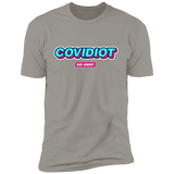 COVIDIOT 2 Short Sleeve T-Shirt