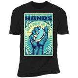 WASH YOUR HANDS Short Sleeve T-Shirt
