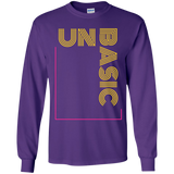 UNBASIC Youth LS T-Shirt