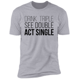 Act Single Short Sleeve T-Shirt