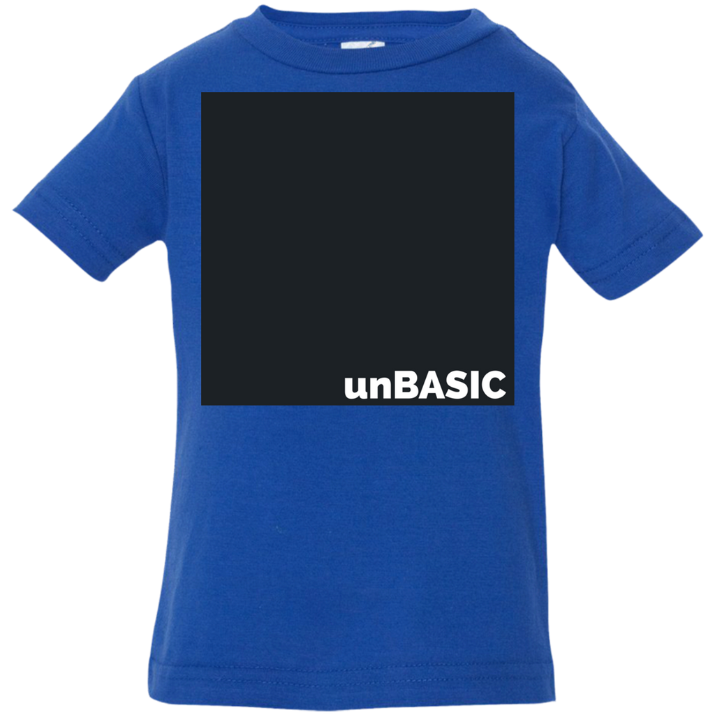unBASIC Block Infant Jersey T-Shirt