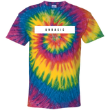 unBASIC Minimalistic Youth Tie Dye T-Shirt