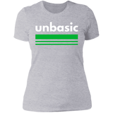 unBASIC Strips Boyfriend T-Shirt