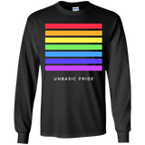 unBASIC Pride Youth LS T-Shirt