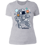 Astronaut Ice Cream Boyfriend T-Shirt