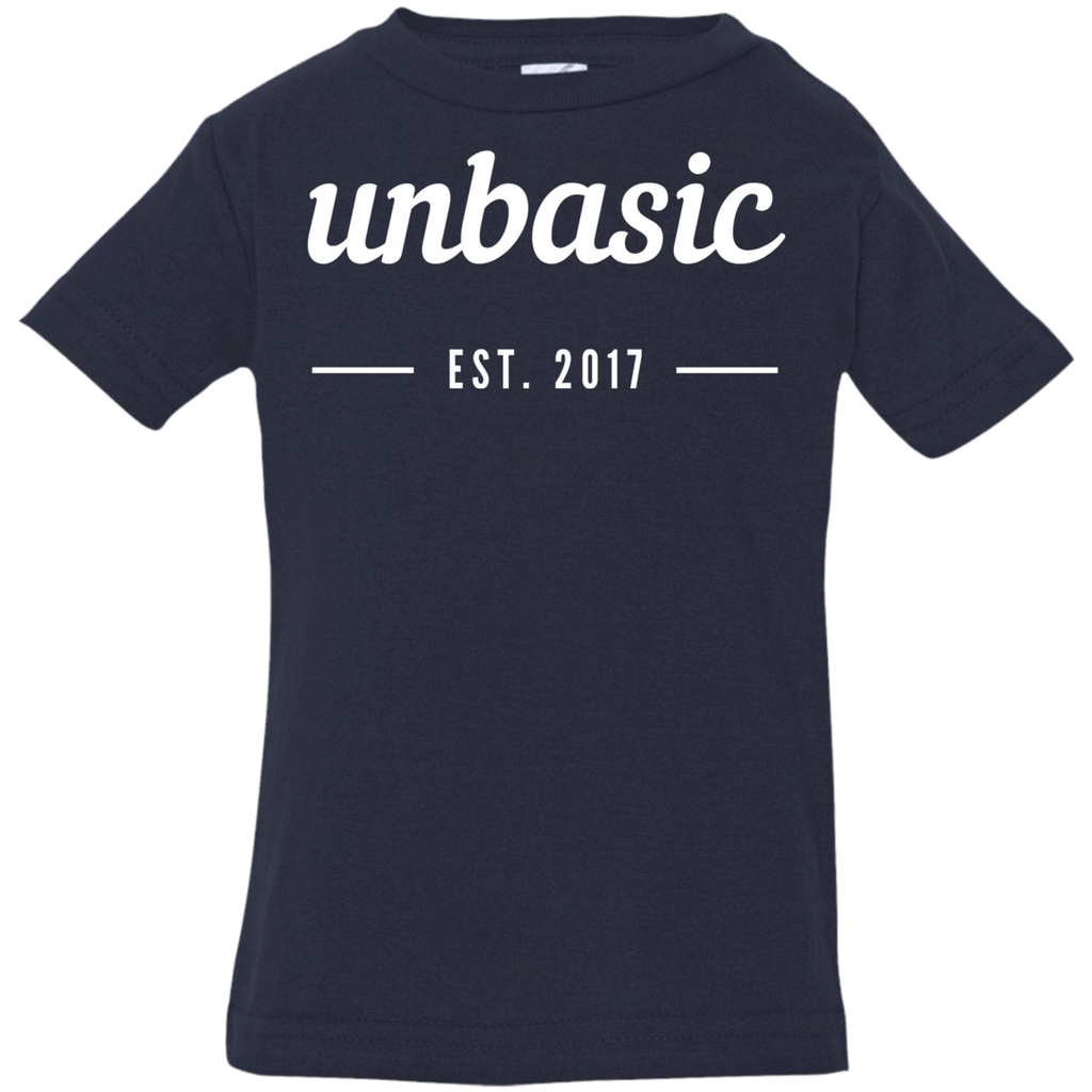 unBASIC 2017 Infant Jersey T-Shirt