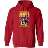 SOCIAL DISTANCE Pullover Hoodie