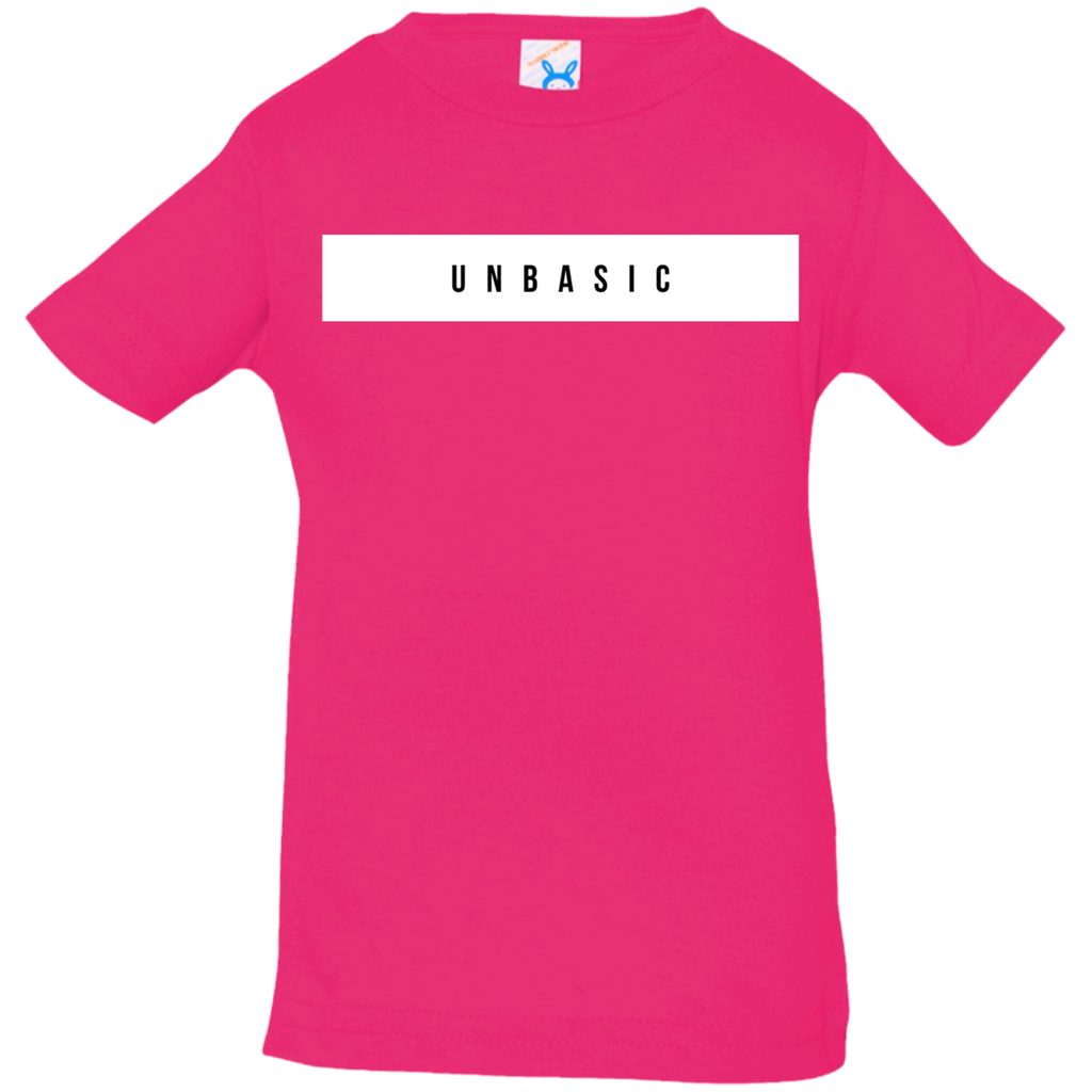 unBASIC Minimalistic Infant Jersey T-Shirt