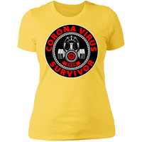 SURVIVOR Boyfriend T-Shirt