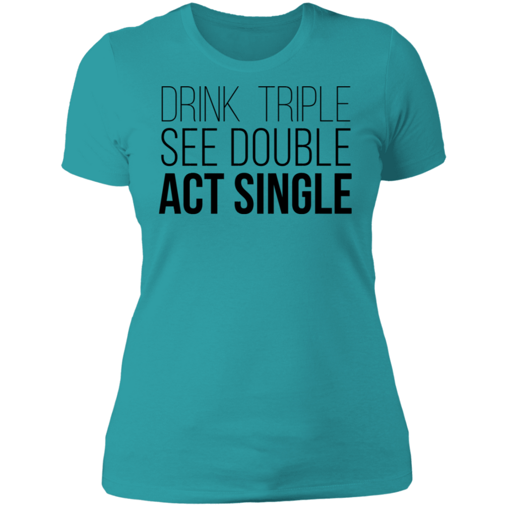Act Single Boyfriend T-Shirt