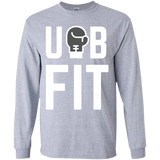 UB unBASIC Fit Youth LS T-Shirt