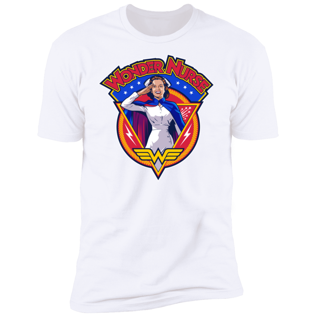 WONDER NURSE Short Sleeve T-Shirt