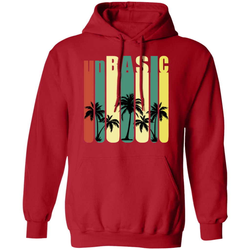 unBASIC Palms Pullover Hoodie