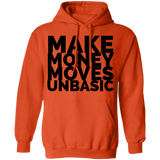 Make Money Moves Pullover Hoodie