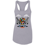 Rubix Killer Ladies Racerback Tank