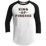 King of Finesse Youth Sporty T-Shirt