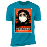 REVOLUTION AND FIGHT Short Sleeve T-Shirt