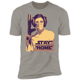 STAY HOME LAILA Short Sleeve T-Shirt
