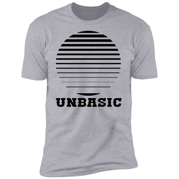 unBASIC Sunset Short Sleeve T-Shirt
