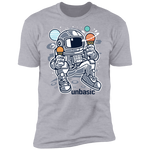 Astronaut Ice Cream Short Sleeve T-Shirt