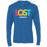 LOST unBASIC Triblend LS Hooded T-Shirt