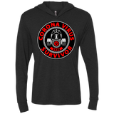 SURVIVOR Triblend LS Hooded T-Shirt