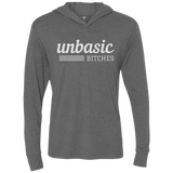 unbasic bitches Triblend LS Hooded T-Shirt