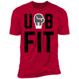 UB unBASIC FIT Short Sleeve T-Shirt