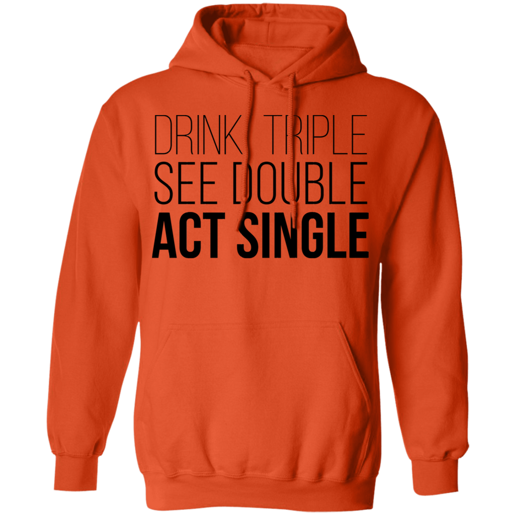 Act Single Pullover Hoodie