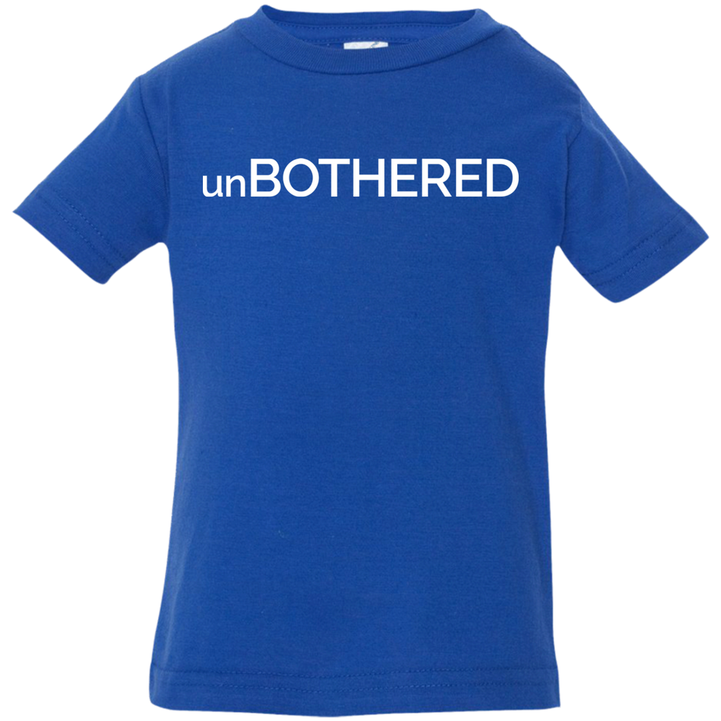 unBOTHERED Infant Jersey T-Shirt