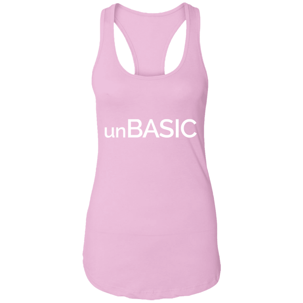 unBASIC Ladies Racerback Tank