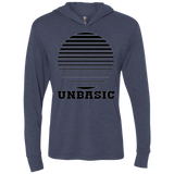 unBASIC Sunset Triblend LS Hooded T-Shirt
