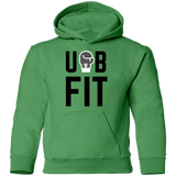 UB unBASIC FIT Youth Pullover Hoodie