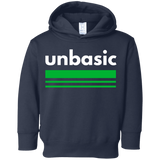 unBASIC Strips Toddler Fleece Hoodie