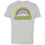 unBASIC Rainbow Toddler Jersey T-Shirt