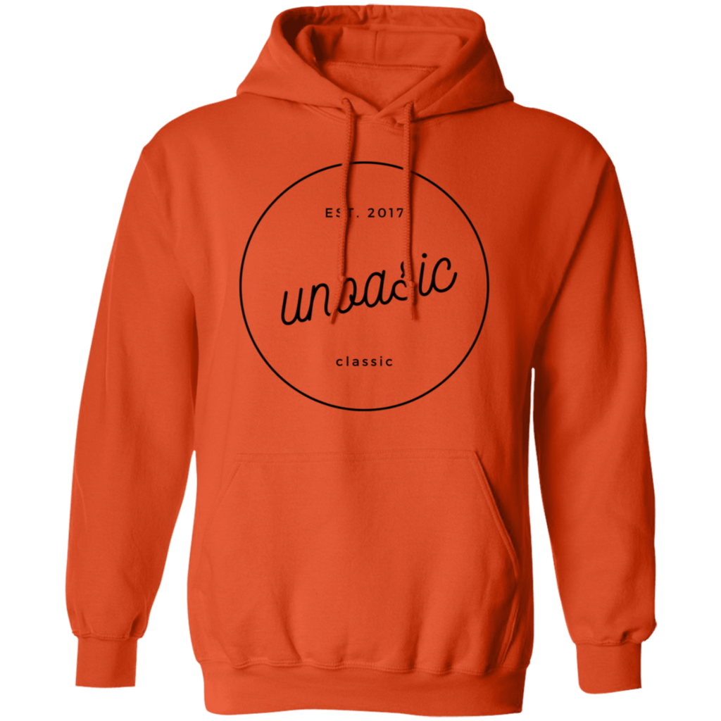 unBASIC Classic Pullover Hoodie