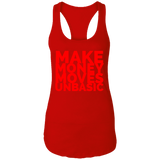 MakeMoney Ladies Racerback Tank
