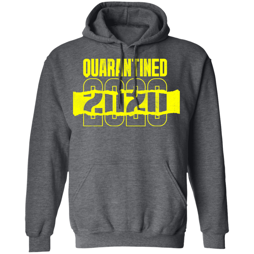 QUARANTINED Pullover Hoodie