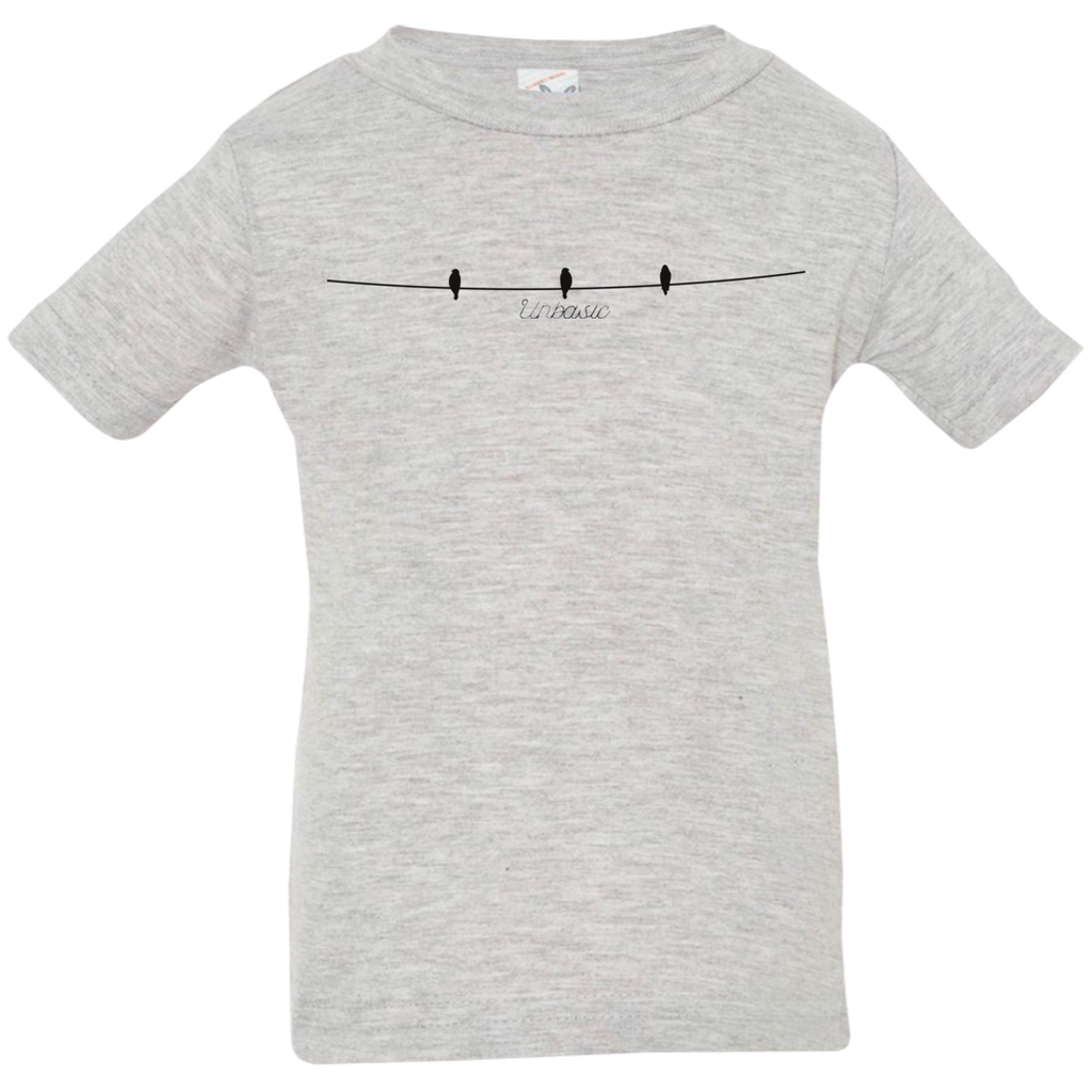 Birds on a Wire Infant Jersey T-Shirt