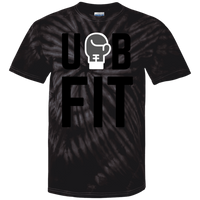 UB unBASIC FIT Youth Tie Dye T-Shirt
