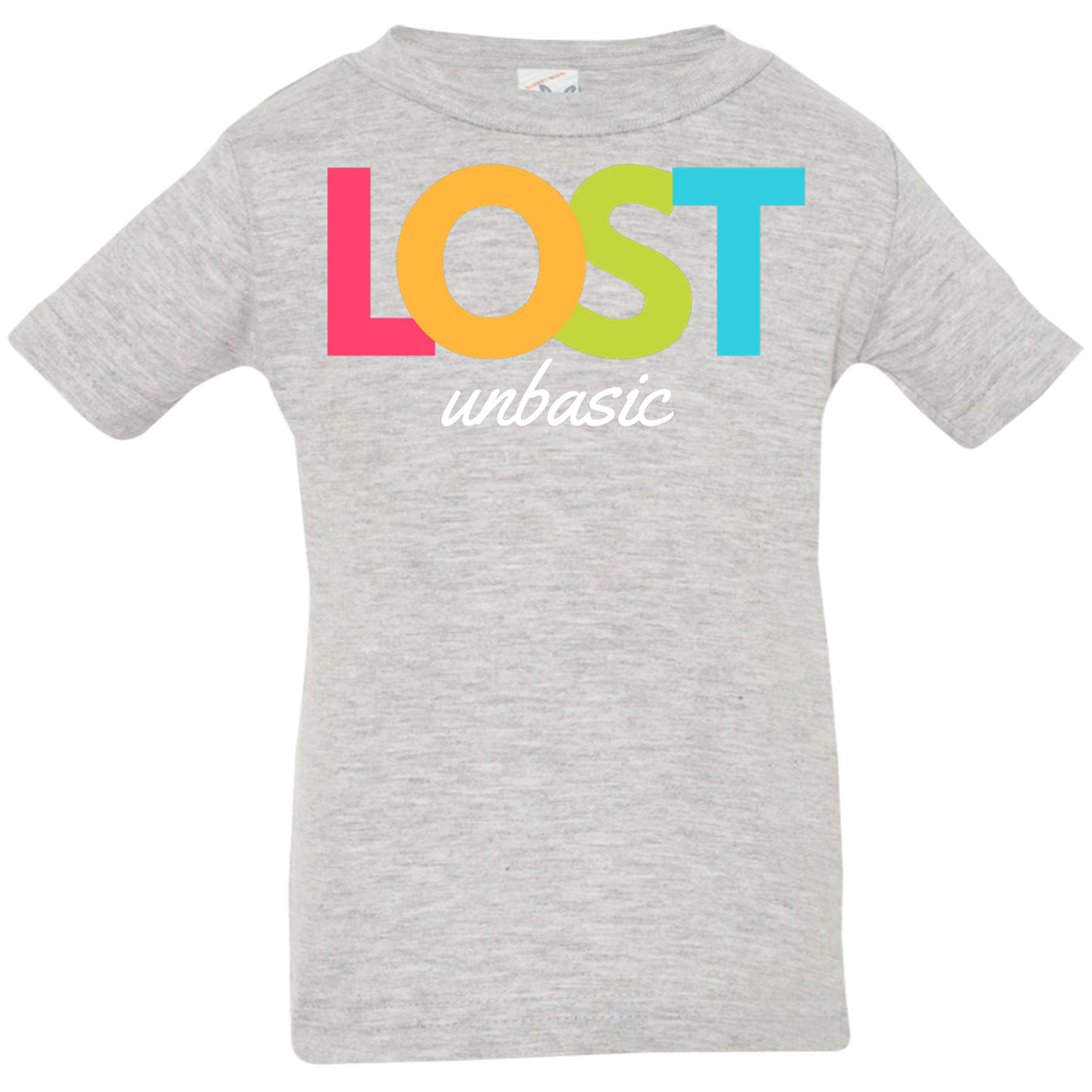LOST unBASIC Infant Jersey T-Shirt