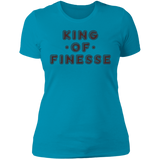 King of Finesse Boyfriend T-Shirt