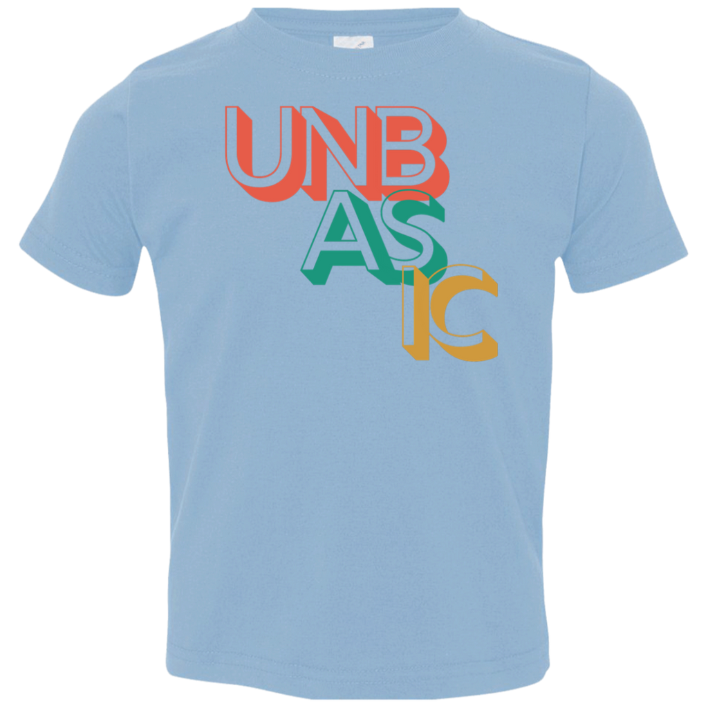 UBASIC Steps Toddler Jersey T-Shirt