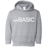 unBASIC Toddler Fleece Hoodie